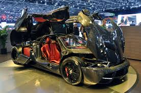 custom pagani pagani huayra carbon edition baddest car ever built