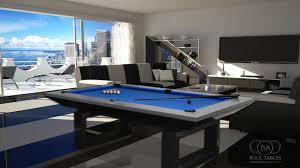 Dining Table Pool Modern Pool Table Pool Tables Custom Pool Tables Modern Pool