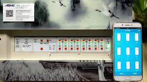 New Smart Home Products 2017 New Products Smart Home Power Distribution Board Junction