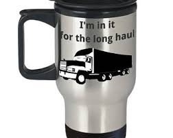 truck driver gifts etsy