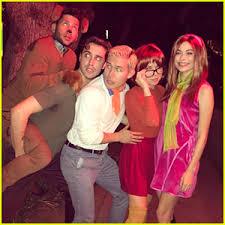 Halloween Costumes Scooby Doo Miranda Cosgrove U0026 Jennette Mccurdy Reunite Scooby Doo Group