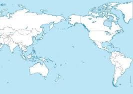 Ocean Maps Best Photos Of Blank Ocean Map Printable Blank World Map