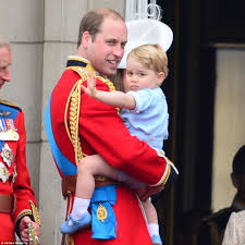 prince george monster truck show prince george watches kate middleton and prince william for