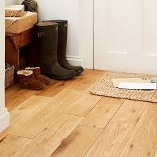 rustic oak 150mm brushed uv tf06 solid wood flooring