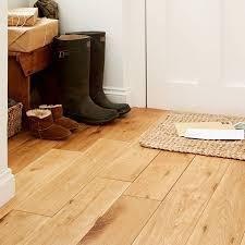 rustic oak 150mm brushed uv tf06 solid wood flooring