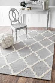rugged stunning modern rugs entryway rugs in gray trellis rug