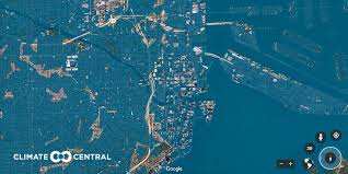 Maps Google Com Miami by Scientists Say Miami Could Cease To Exist Within Our Children U0027s