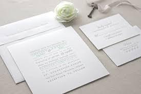 Letterpress Invitations Text Block Letterpress Invitation Chatham U0026 Caron Letterpress