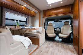mercedes rv leisure motorhome caravan luxury interior 2015 haammss