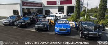 exotic car dealership new u0026 pre owned rolls royce dealer houston tx