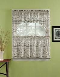 outstanding grey and white kitchen curtains including cool half