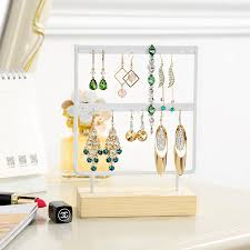 earring necklace jewelry display images N amp z new jewelry display holder stand bracket for earring jpg