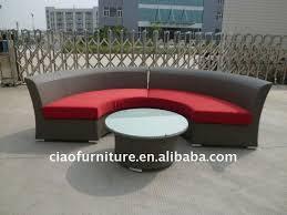 Half Round Sofas Semi Circle Outdoor Couch Ingeflinte Com