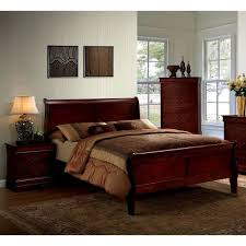 Sleigh Bed Bedroom Set Best 25 Cherry Sleigh Bed Ideas On Pinterest Cherry Wood