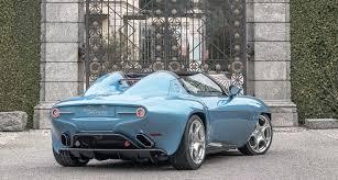 alfa romeo disco volante spider stuns in blue autoguide com news