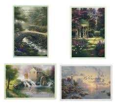 birthday kinkade cards box of 12 christianbook