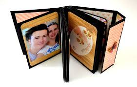 photo album paper diy paper crafts how to make a photo mini album s
