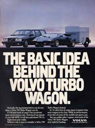 what s the new volvo commercial about how volvo lost the plot