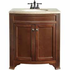 Style Selections Bathroom Vanity by Lowes Deal Style Selections 30 3 4 In Delyse Java Bathroom