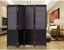 Folding Room Divider Mobile Partition Privacy Screen Panel Room Divider Tackable Within