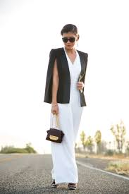 white formal jumpsuit how to wear a jumpsuit 5 must follow style tips