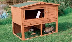 Rabbit Hutch With Run For Sale Outdoor Rabbit Runs U0026 Hutches Natura 2 Level Peaked Rabbit Hutch