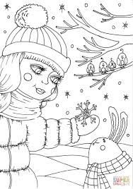 peppy in february coloring page free printable coloring pages