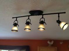 oil rubbed bronze track lighting shop allen roth tucana 6 light bronze fixed track light kit at