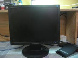 samsung syncmaster 540n with power but no display problem pc mediks