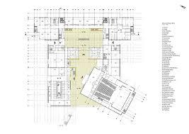 Dance Studio Floor Plans College Of Arts And Design Openbuildings