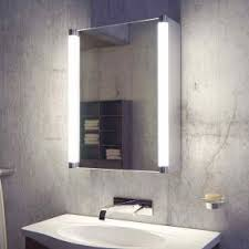 Heated Bathroom Mirror With Light Led Demister Bathroom Cabinets Light Mirrors