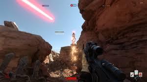 star wars battlefront looks great in 4k screenshots