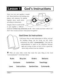 learning the ten commandments participant c 1130 sola publishing