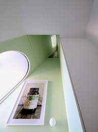 Small Penthouses Design by Skyhouse Designed By David Hotson Architect Located In New York