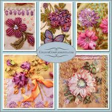 colour compliments wonderful threads plus anne davies silk