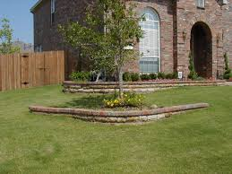 boulder and stone landscaping edging decorative stone landscape