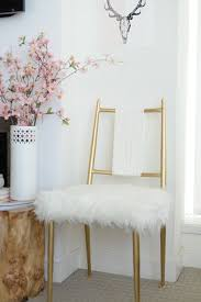 Decor Chairs Best 25 Gold Chairs Ideas On Pinterest Ikea Hack Chair Vanity