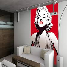 exceptional marilyn monroe wallpaper for bedroom part 2