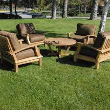 table inspiring brown simple wood outdoor round coffee table