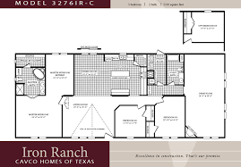 3 bedroom mobile home floor plans photos and video