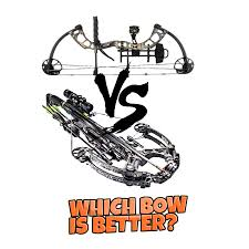 crossbows vs compound bows u2013 which bow is best and why bullseye