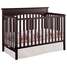 Graco Lauren Convertible Crib White by Graco Lauren 4 In 1 Convertible Crib Espresso Baby Cribs