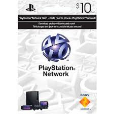 playstation gift card 10 playstation network 10 cad psn card ca digital