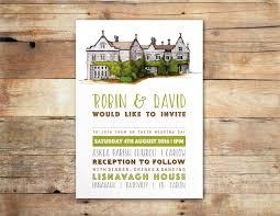 gorgeous hand illustrated wedding invitations uk u0026 ireland