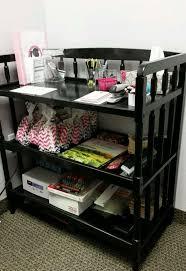 diy humdrum changing table to chic storage unit hometalk