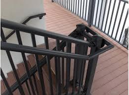Handrail End Handrail Ada Handrail End Bracket White