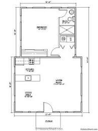 Backyard House Plans by Historic Shed Tiny Cottage Floor Plan 320 Sq Ft 16 U0027 X 20 U0027 Love