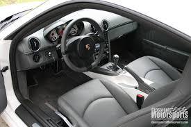 Porsche Cayman Interior 2012 Porsche Cayman New Car Reviews Grassroots Motorsports
