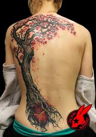 tree and back by jackie rabbit by