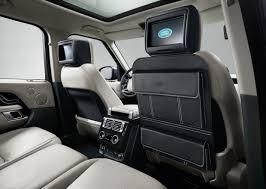 range rover white 2018 range rover 2018 plug in hybrid luxury suv debuts slashgear